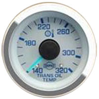 TRANSMISSION TEMPERATURE GAUGE (140-320 DEG - FULL SWEEP) ISSPRO EV¹
