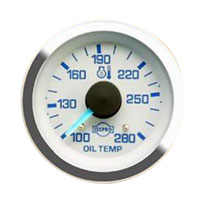 TRANSMISSION TEMPERATURE GAUGE (100-280 DEG - FULL SWEEP) ISSPRO EV¹