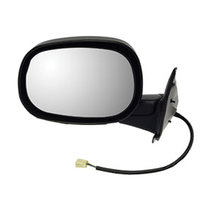 SIDE MIRROR - ELECTRIC/HEATED - NON TOWING - DRIVER ('98-'02, 2500/3500)