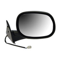 SIDE MIRROR - ELECTRIC/HEATED - PASSENGER ('98-'02, 2500/3500)