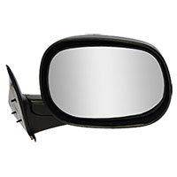 SIDE MIRROR - MANUAL - PASSENGER ('98-'02, 2500/3500)