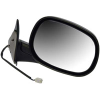 SIDE MIRROR - ELECTRIC/HEATED - PASSENGER ('03-'09, 2500/3500)