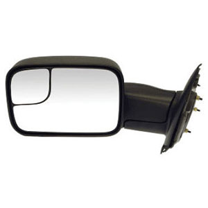 SIDE MIRROR - MANUAL/TOWING - DRIVER ('03-'09, 2500/3500)