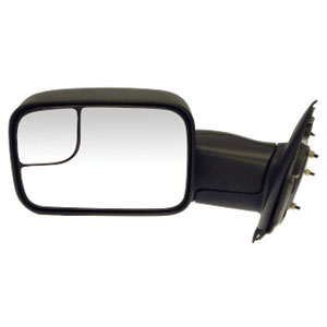 SIDE MIRROR - MANUAL/TOWING - DRIVER ('94-'02, 2500/3500)