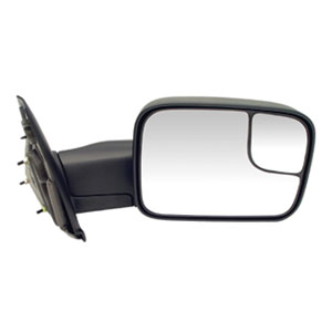 SIDE MIRROR - MANUAL/TOWING - PASSENGER ('94-'02, 2500/3500)