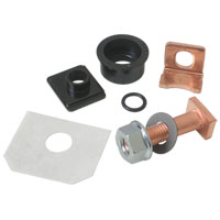 STARTER STUD REPAIR KIT '89-'02 (BATTERY SIDE)