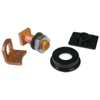 STARTER STUD REPAIR KIT '89-'02 ( MOTOR SIDE)