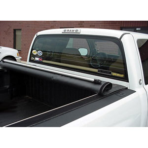 ROLL-UP TONNEAU COVER - LITERIDER ('10-'18, SHORT BED)
