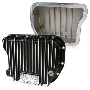 TRANSMISSION PAN - MAG -HYTEC - DEEP  ('89-'97, 5.9L)