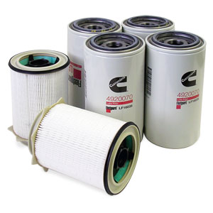 FILTER MAINTENANCE KIT - 4/2 ('10-'18, 6.7L)
