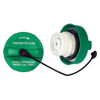 FUEL CAP - MOPAR - GREEN DIESEL  ('00-'12)