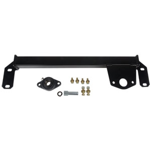 STEERING BOX BRACE - SYNERGY MANUFACTURING  ('09-'18, 2500/3500 - 4WD)