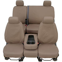 Dodge Ram Rear Seat Cover - Wet Sand