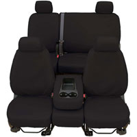 Dodge Ram Rear Seat Cover - Charcoal