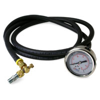 FUEL PRESSURE TEST KIT  - VULCAN PERFORMANCE  ('98.5-'02, 5.9L)