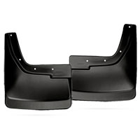 MUD GUARDS - HUSKY LINER - REAR  ('94-'02, 3500)