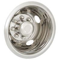 Dodge Ram Aluminum Wheel Simulators