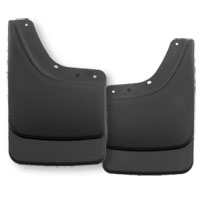 MUD GUARDS - HUSKY LINERS - REAR  ('03-'09, W/O OEM FENDER FLARES - SRW)