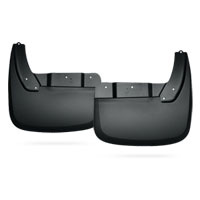'10-'16 Dodge Ram 3500 Rear Splash Guards