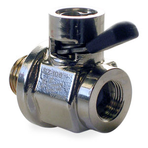 ECODIESEL - OIL DRAIN VALVE - 'FINGER TOUCH' - 14MM ('14-'20, 3.0L - 1500)