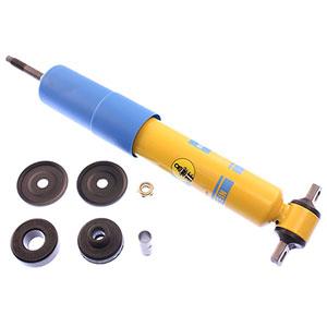 SHOCK - FRONT - BILSTEIN - 4600 (YELLOW/BLUE) ('09-'18, 1500, 2WD)
