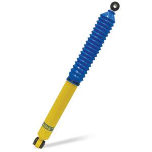 SHOCK - REAR - BILSTEIN - 4600 (YELLOW/BLUE) ('09-'18, 1500, 2WD)