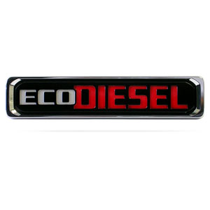 ECODIESEL - EMBLEM - RAM 1500