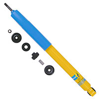 SHOCK - REAR - BILSTEIN - 4600 (YELLOW/BLUE) ('14-'18, 2500, 4WD)