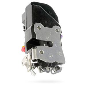 DOOR LOCK ACTUATOR - PASSENGER SIDE FRONT ('03-'09) CREW CAB