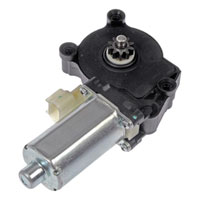 WINDOW LIFT MOTOR - DRIVER SIDE FRONT ('03-'09)