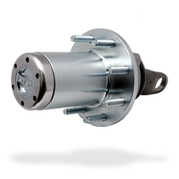 SPYNTEC FRONT LOCKING HUBS ('00-'08) 2500/3500 SRW