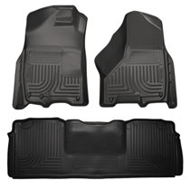 '10-'17 Dodge Ram 2500/3500 Mega Cab WeatherBeater Front/Rear Liner Kit
