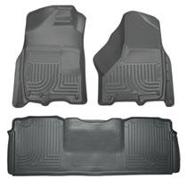 '10-'17 Dodge Ram 2500/3500 Mega Cab WeatherBeater Front/Rear Liner Kit