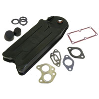 EGR CLEANING KIT W/FILTER ('13-'18, 6.7L)