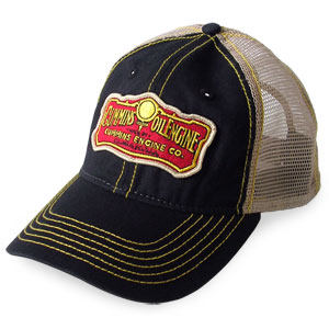 BALL CAP - CUMMINS - HISTORICAL ENGINE OIL