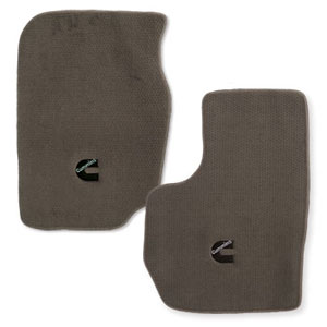 FLOOR MATS - AVERY'S - CUMMINS 'C' - FRONT ('94-'02, ALL CABS)