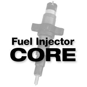 """CORE CHARGE"" - FUEL INJECTOR - REMANUFACTURED (All Models)"