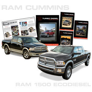 Turbo Diesel Register - New Subscription (United States Delivery)