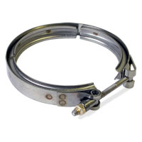 V-BAND CLAMP - EXHAUST DOWNPIPE-TO-TURBO ('07.5-18, 6.7L)