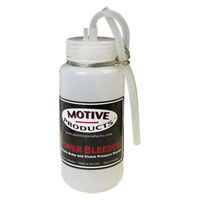 POWER BLEEDER ACCESSORY - 16 OZ. CATCH BOTTLE