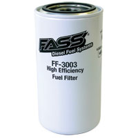 FUEL FILTER (TITANIUM FUEL SYSTEMS) FASS - FF-3003