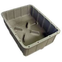 PML AISIN AS68RC Transmission Pan-Inside