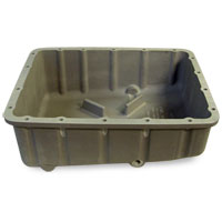PML AISIN AS68RC Transmission Pan-Side