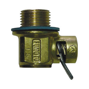 OIL DRAIN VALVE - FUMOTO FINGER TOUCH - 18MM WITHOUT NIPPLE ('02-'18, 6.7L & 5.9L)