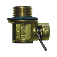 OIL DRAIN VALVE - FUMOTO FINGER TOUCH - 18MM WITHOUT NIPPLE ('02-'20, 6.7L & 5.9L)