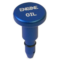 BILLET ALUMINUM ENGINE OIL DIPSTICK HANDLE ('07.5 -'20, 6.7L)
