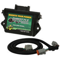 THROTTLE SENSITIVITY BOOSTER - BD - MANUAL / AUTO TRANS ('07-'18, 5.9L & 6.7L)