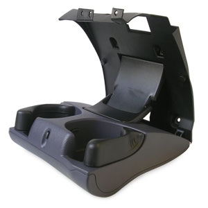 OEM CUP HOLDER (GRAY) - MOPAR ('98-'02)