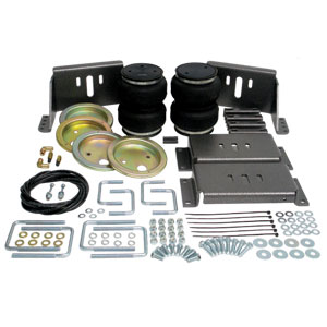 AIR BAG KIT - PACBRAKE  ('89-'02,  2500/3500 - 2WD and 4WD)