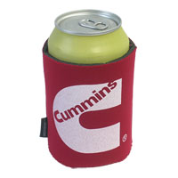 KOOZIE, CUMMINS COLLAPSIBLE CAN COOLER